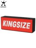 "KINGSIZE(キングサイズ) ""BOX LOGO Bluetooth SPEAKER"""