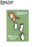 """RIPNDIP (リップンディップ) """"NERMAL PILLS PIN PACK"""""""