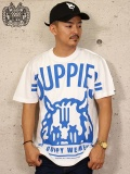 "DUPPIES (ダッピーズ) ""Short Sleeve T-Shirts ""Soul Collecter"""""