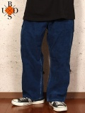 "BUDS(バッズ) ""WIDE PAINTER PANTS"""