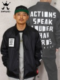 "KINGSIZE(キングサイズ) ""ACTIONS COACH JACKET"""