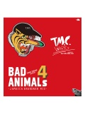 【CD】『BAD ANIMALS 4 -ONE DROP EDITION-』 T.M.C WORKS(TURTLE MAN's CLUB)