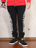 "KINGSIZE(キングサイズ)""EXISTENCE CHECKERED SWEAT PANTS"""
